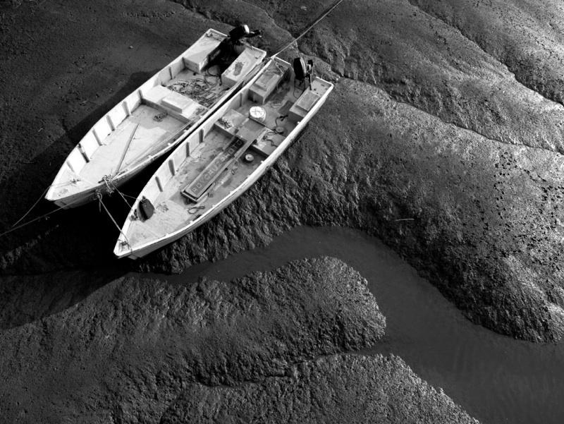 Suncheon Bay Boats - Canon G10 (ISO 80)