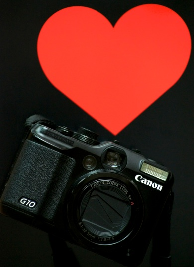 Love Your Compact Camera