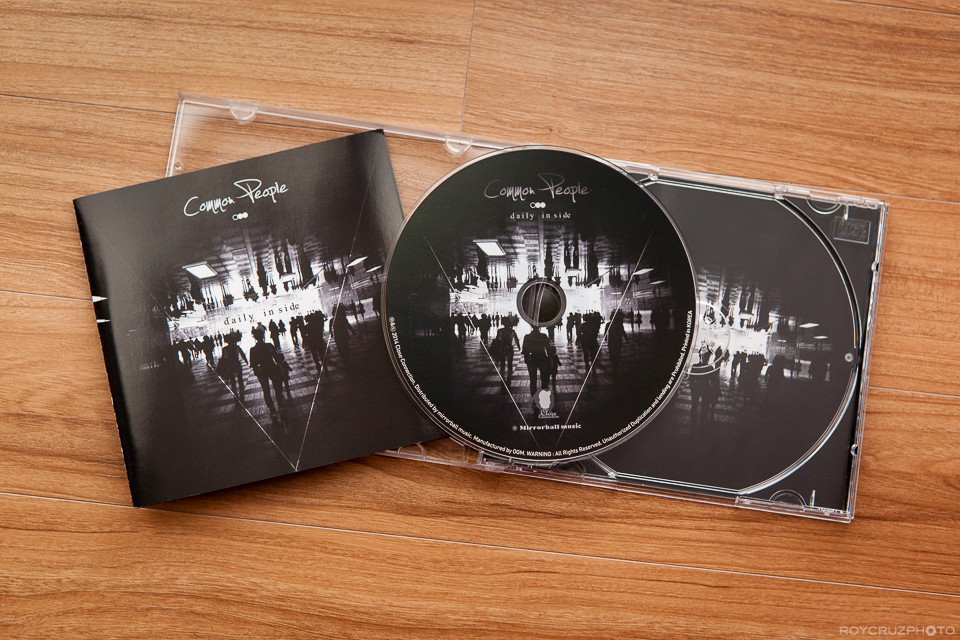Common People CD Korea Music Photographer-1