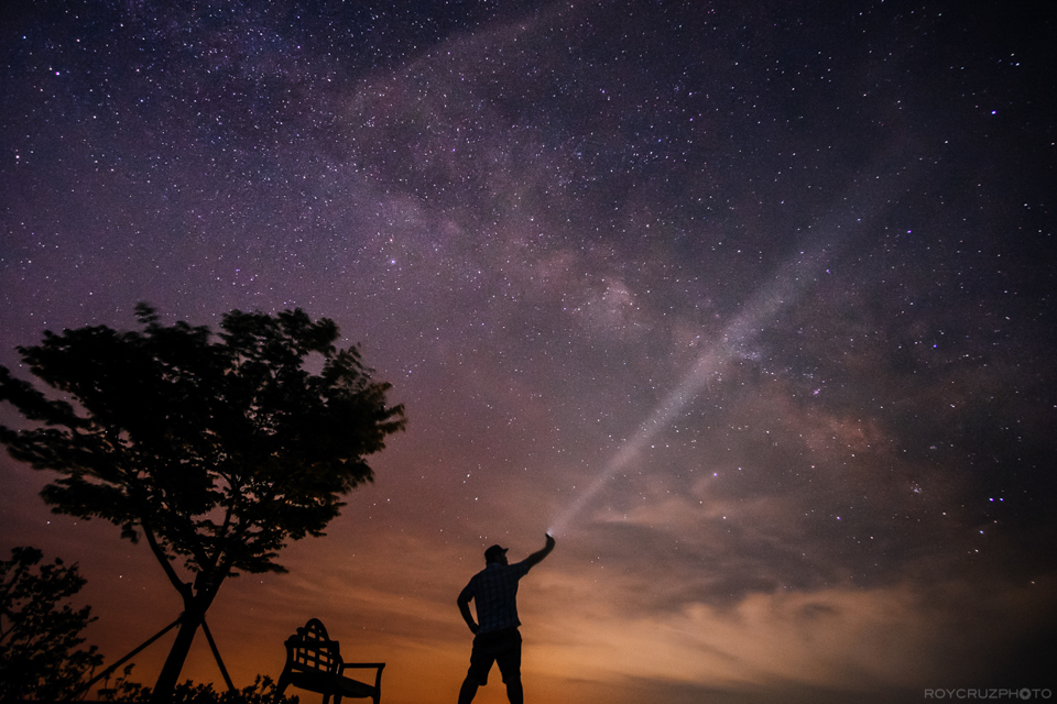 Self Portrait With the Stars-1