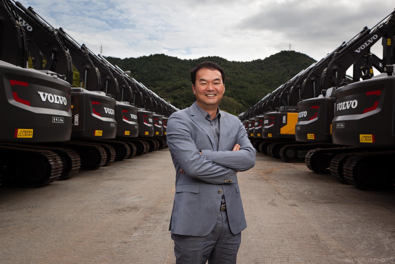 Korea Editorial Photographer Volvo Magazine-1
