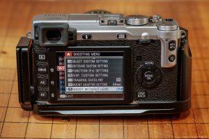 Manual Samyang M42 Lenses With Fuji X-5