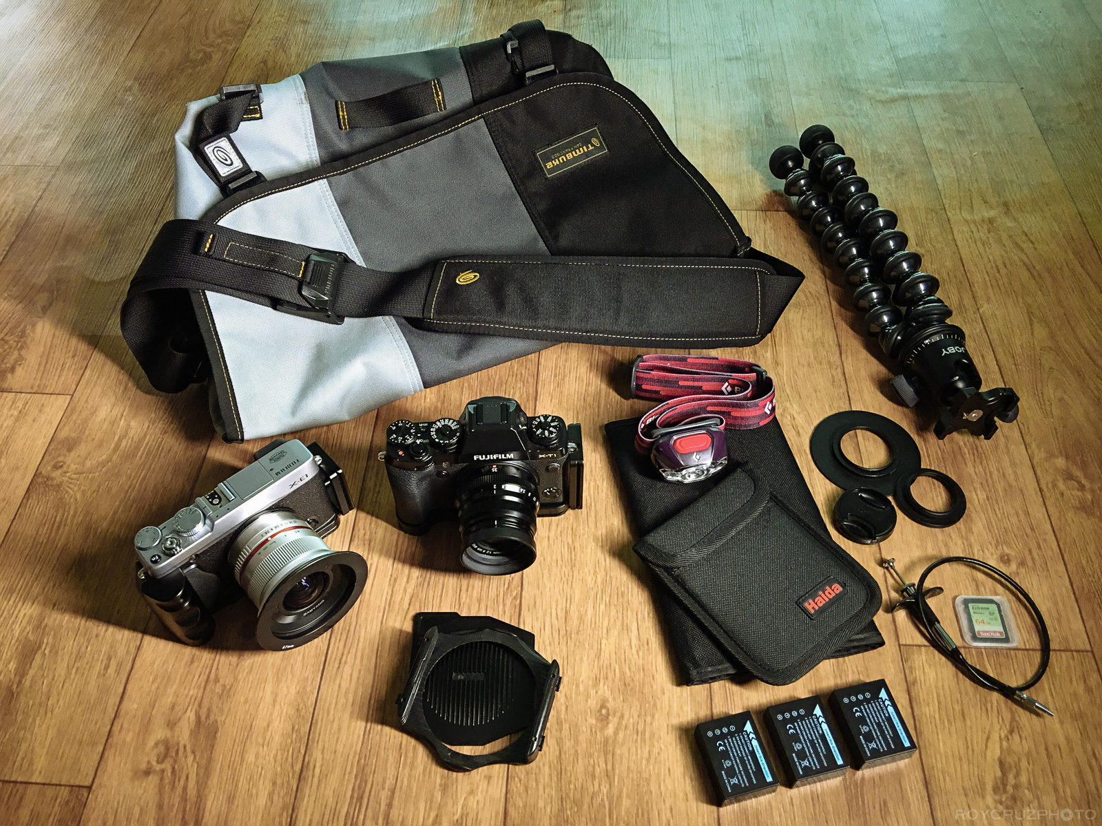 Fujifilm Travel Kit-1