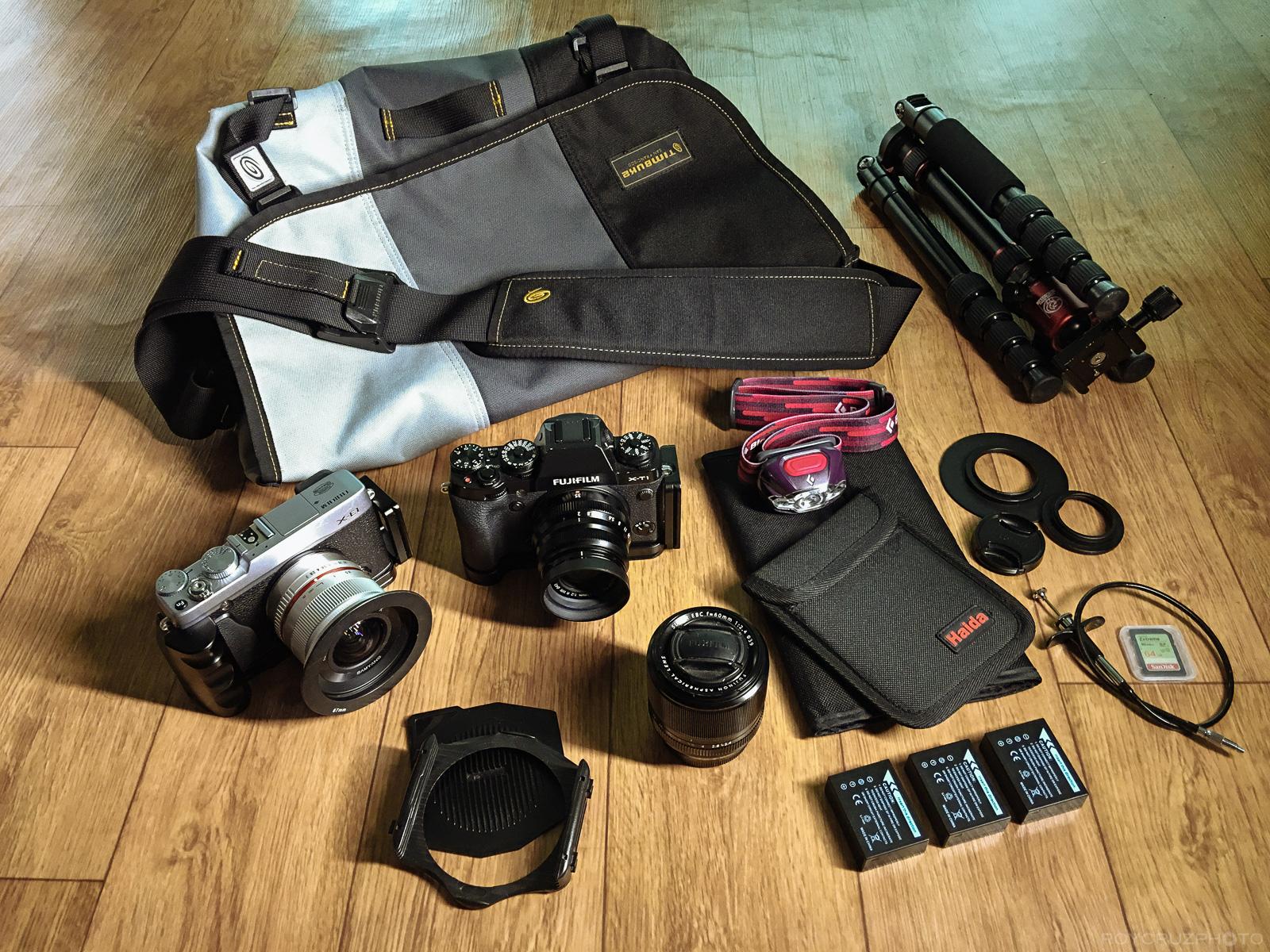 Fujifilm Travel Kit-2
