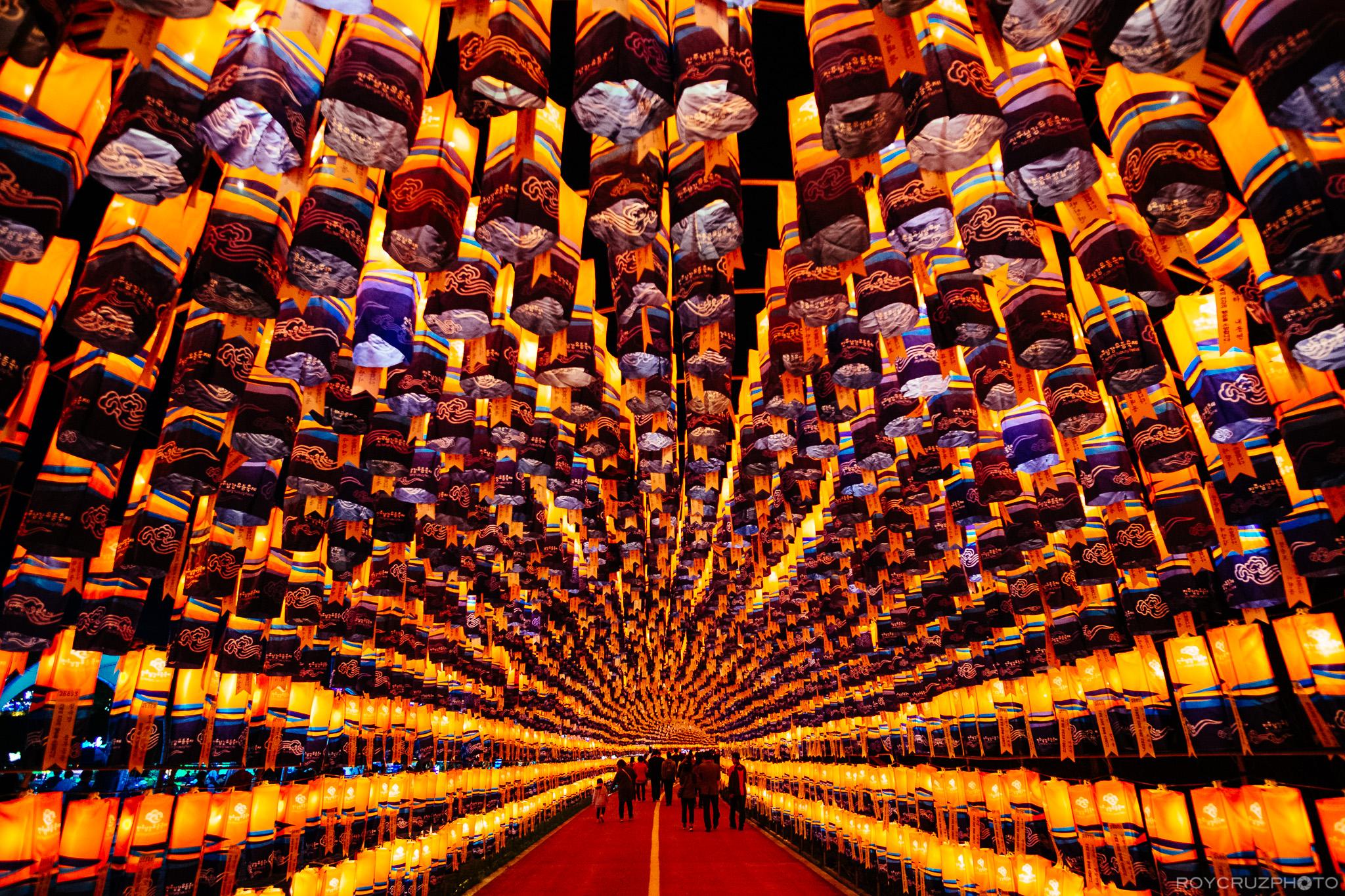 Jinju Lantern Festival 1 Roy Cruz Photo