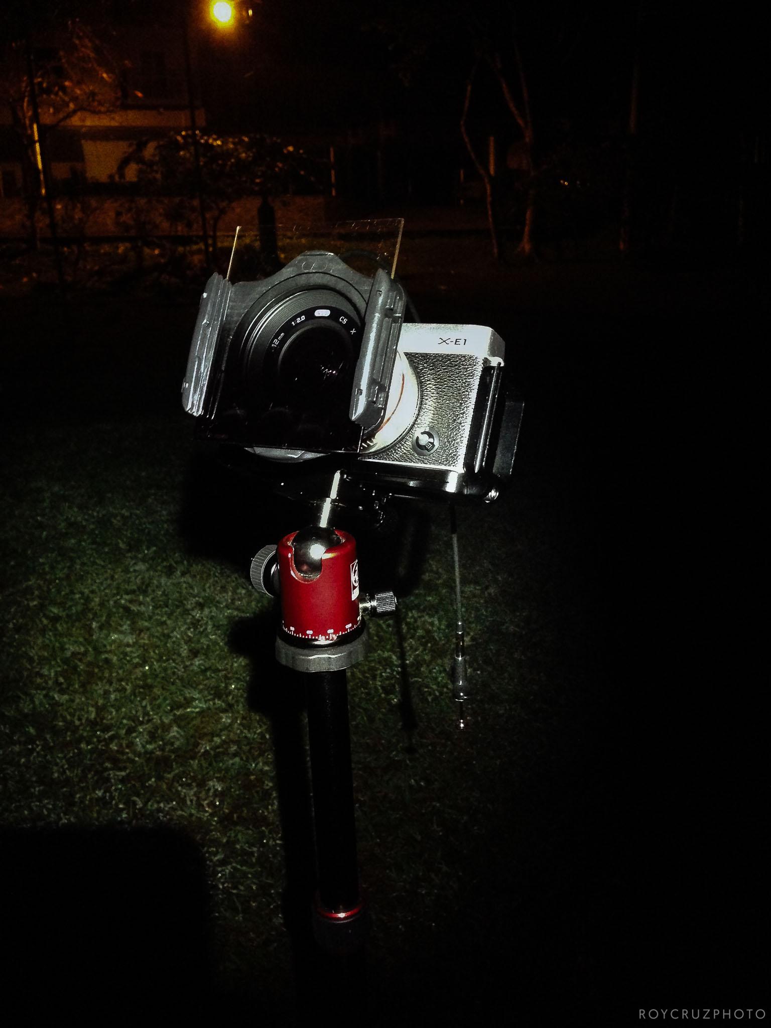 Affordable Fujifilm X Astrophotography Kit + Milky Way