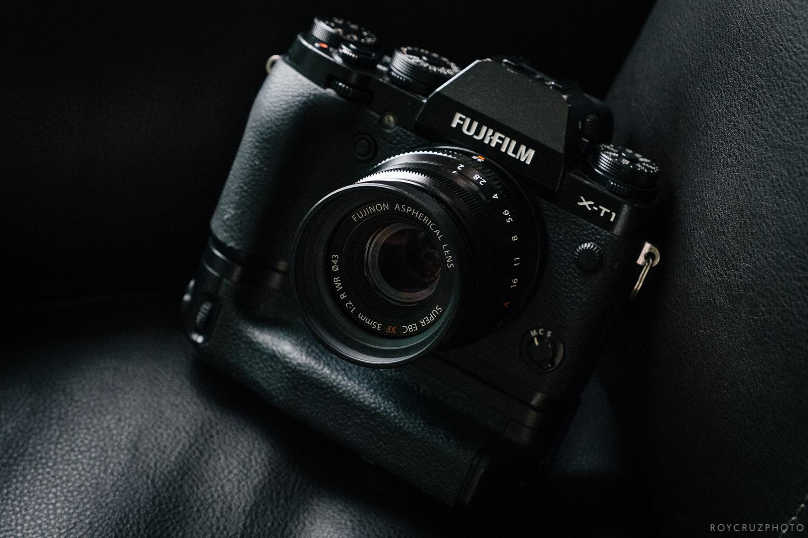 My Favorite Street Portrait Lens: the Fujinon XF 35mm f/2 WR