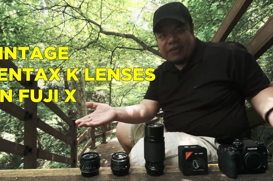 Cheap Vintage M42 Manual Lenses for Fuji X Mirrorless Cameras – Roy